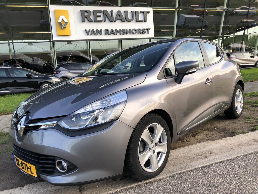 Renault Clio 1.5 dci eco 90pk expression 16'lmv medianav airco lmv