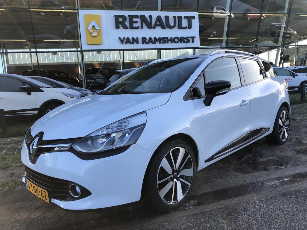 """Renault Clio Estate 1.5 dci 90pk eco dynamique 17""""lmv climat keyless"""