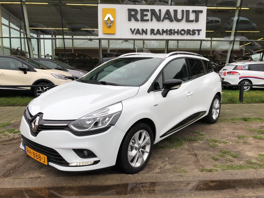 Renault Clio Estate 1.5 dci ecoleader limited climate pdc nav