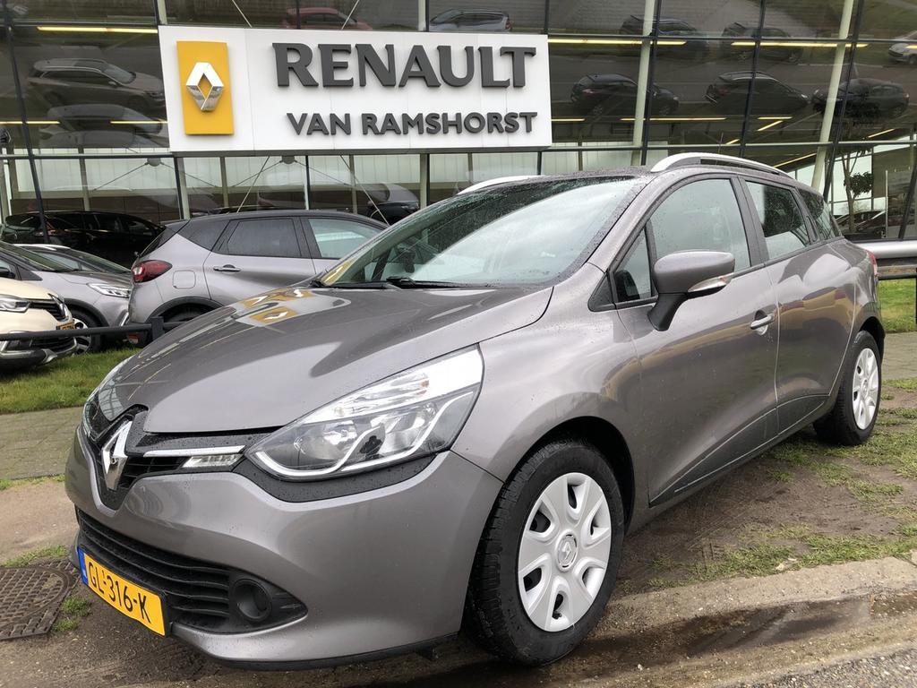 Renault Clio Estate 1.5 dci 90pk eco expression airco medianav pdc