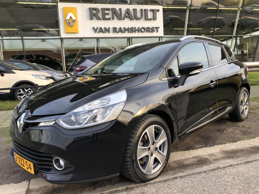Renault Clio Estate 1.5 dci eco 90pk night&day airco medianav pdc