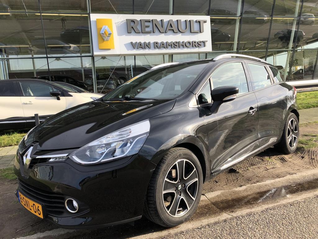 """Renault Clio Estate 1.5 dci 90pk eco dynamique 16""""lmv trh pdc medianav"""