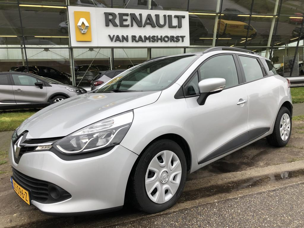 Renault Clio Estate tce 120 edc automaat expression airco medianav r-link pdc sunroof 2e zitrij