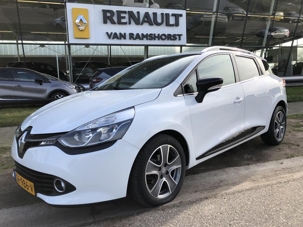"""Renault Clio Estate 0.9 tce 90pk night&day 16""""lmv airco medianav pdc"""