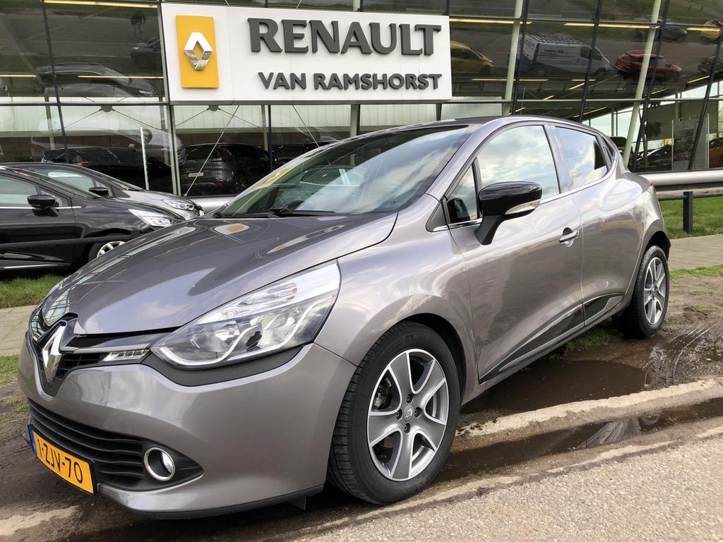 Renault Clio 0.9 tce 90pk eco night&day airco medianav pdc