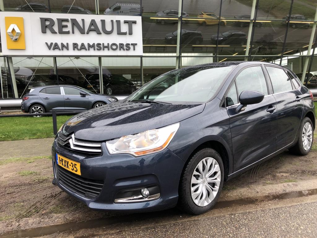 Citroën C4 1.6 hdi 93pk attraction 5drs climat cruiuse contr