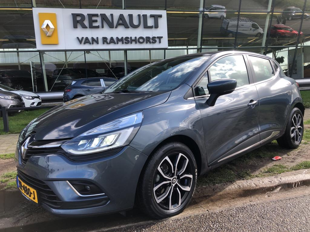 "Renault Clio 0.9 tce 90pk intens lmv16""climat keyless medianav led dab+"