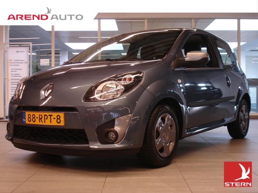 Renault Twingo 1.2 16v 75pk eco² night & day 24 mnd sterngarantie