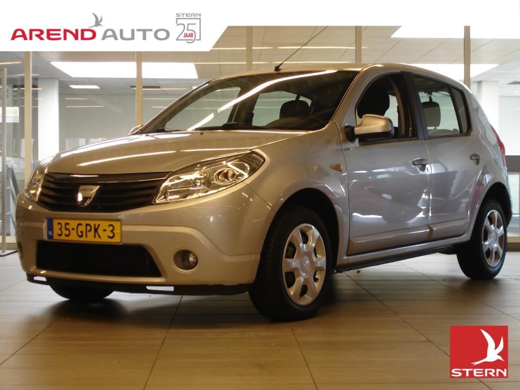 Dacia Sandero 1.4 mpi 75 lauréate airco