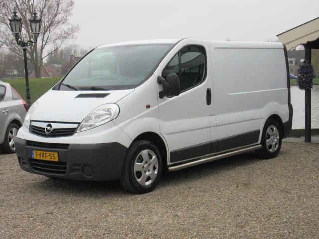 Opel Vivaro 2.0 cdti l1h1 - airco - 3 zits - 6 bak !