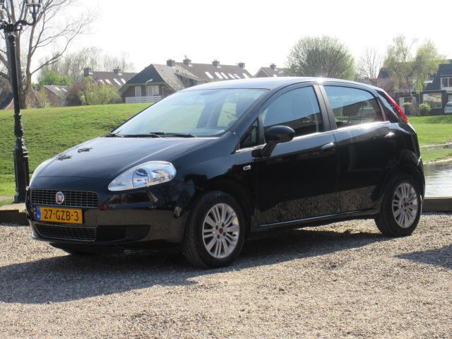 Fiat Grande punto 1.4 edizione lusso - airco