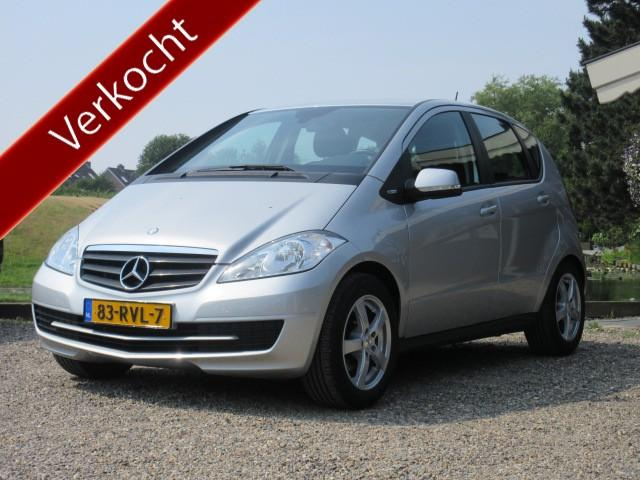 Mercedes-benz A-klasse 160 blueefficiency business class - airco - 52.000 km !!!