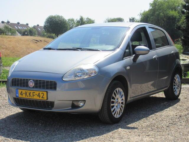 Fiat Punto evo 1.2 dynamic - airco
