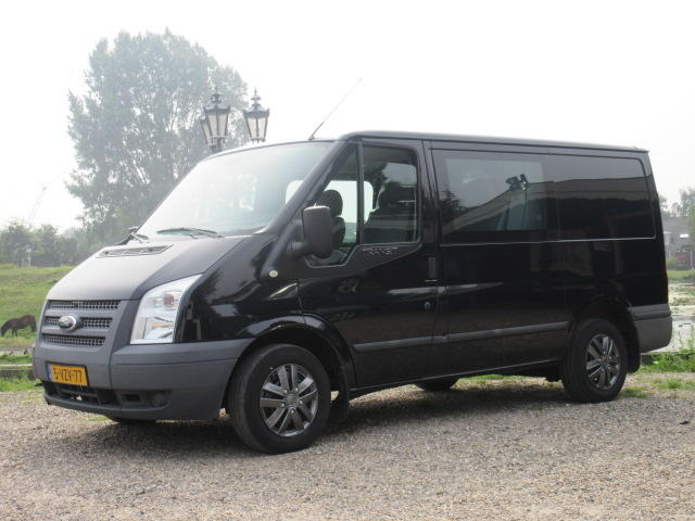 Ford Transit 260s 2.2 tdci economy edition - airco - dubbel cabine - 6 bak !marge !!!!!
