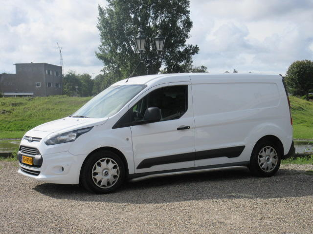 Ford Transit connect 1.6 tdci l2 trend - airco - 3 zits