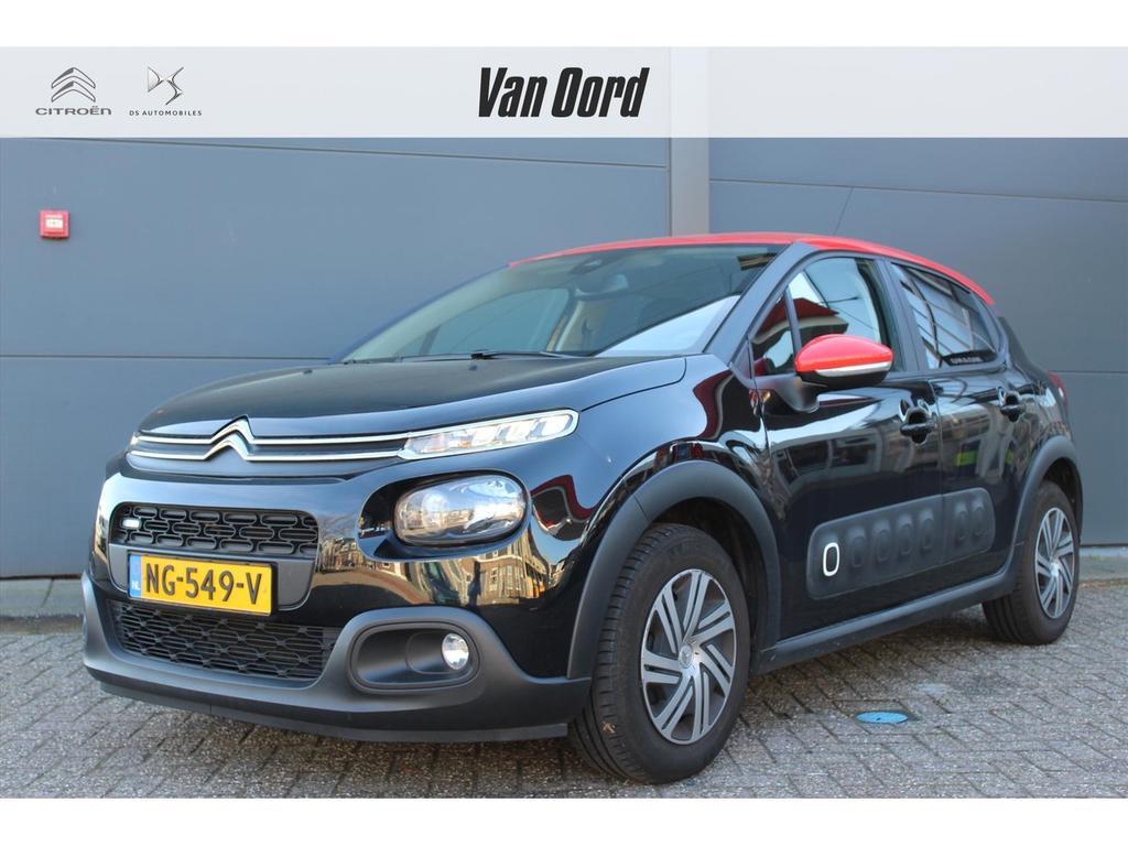 Citroën C3 1.2 puretech 110pk feel navigatie/airbump