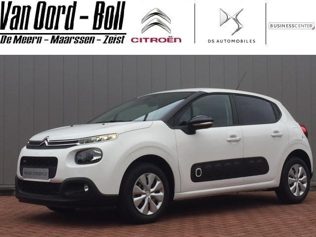 Citroën C3 1.2 puretech 82pk feel