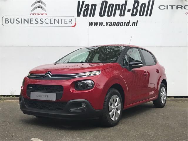 Citroën C3 Puretech 82pk feel navigatie