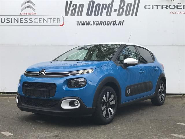 Citroën C3 1.2 puretech 82pk shine