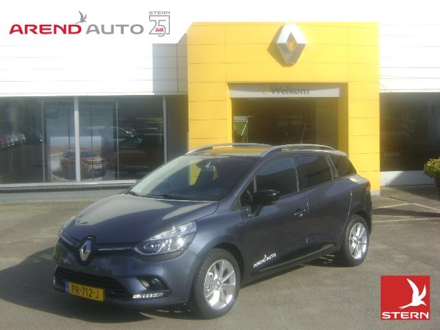 Renault Clio Estate tce 90pk s&s limited