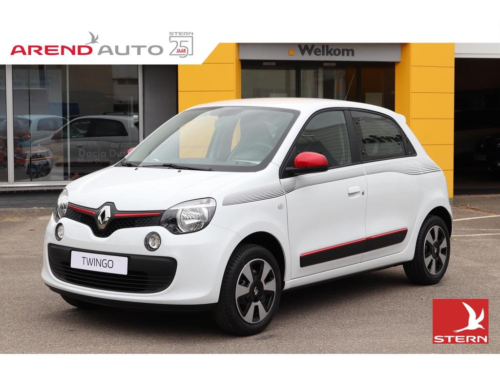 Renault Twingo 70pk s&s collection ''privelease v.a. € 179,00''