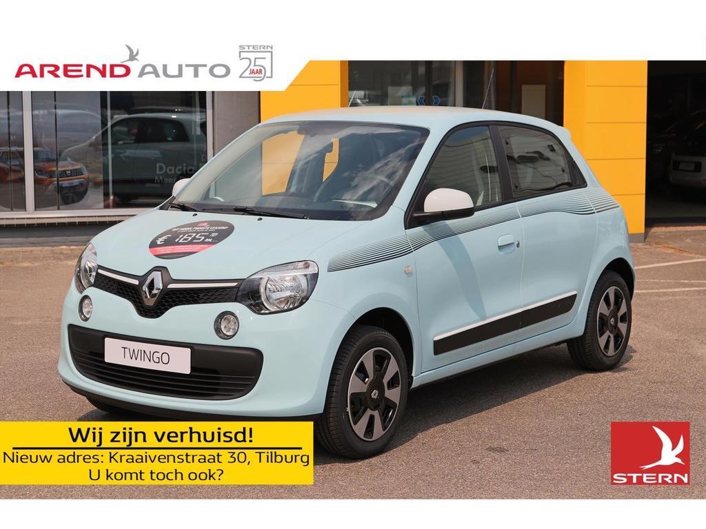 Renault Twingo 70pk collection ''nu € 1.900,00 voordeel''
