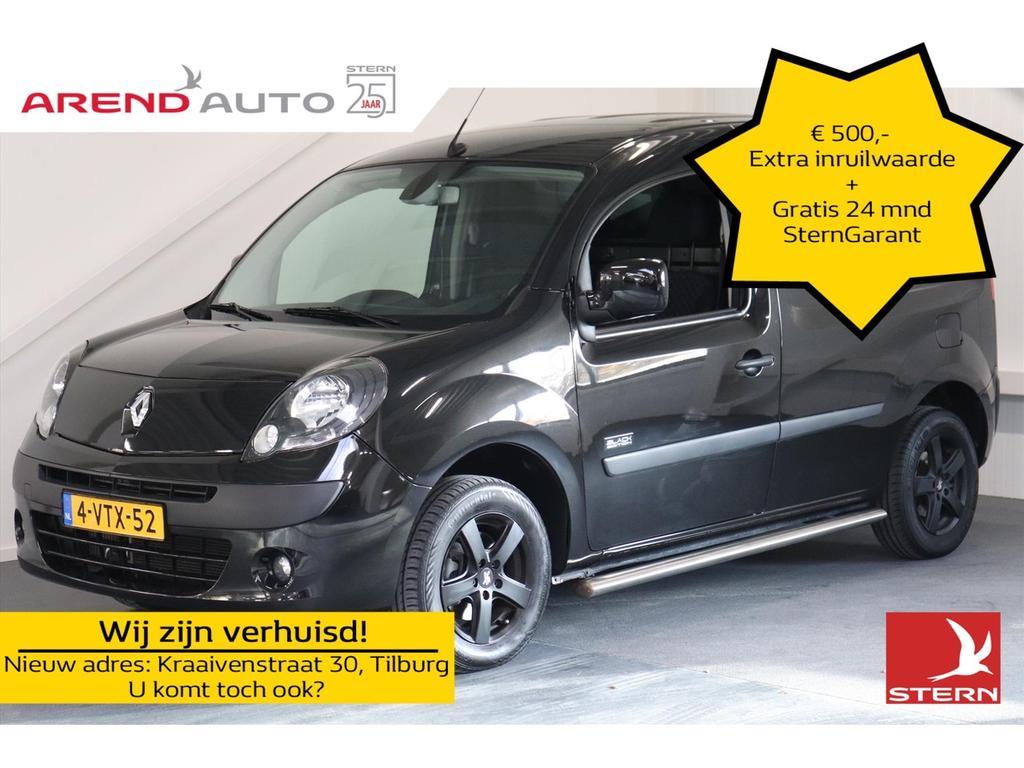 Renault Kangoo 1.5 dci 110 fap black edition