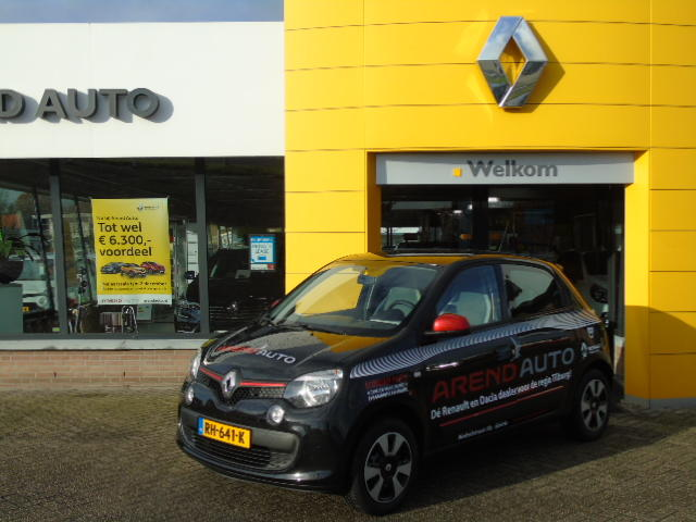 "Renault Twingo Sce 70 s&s collection ""airco & dab+"""