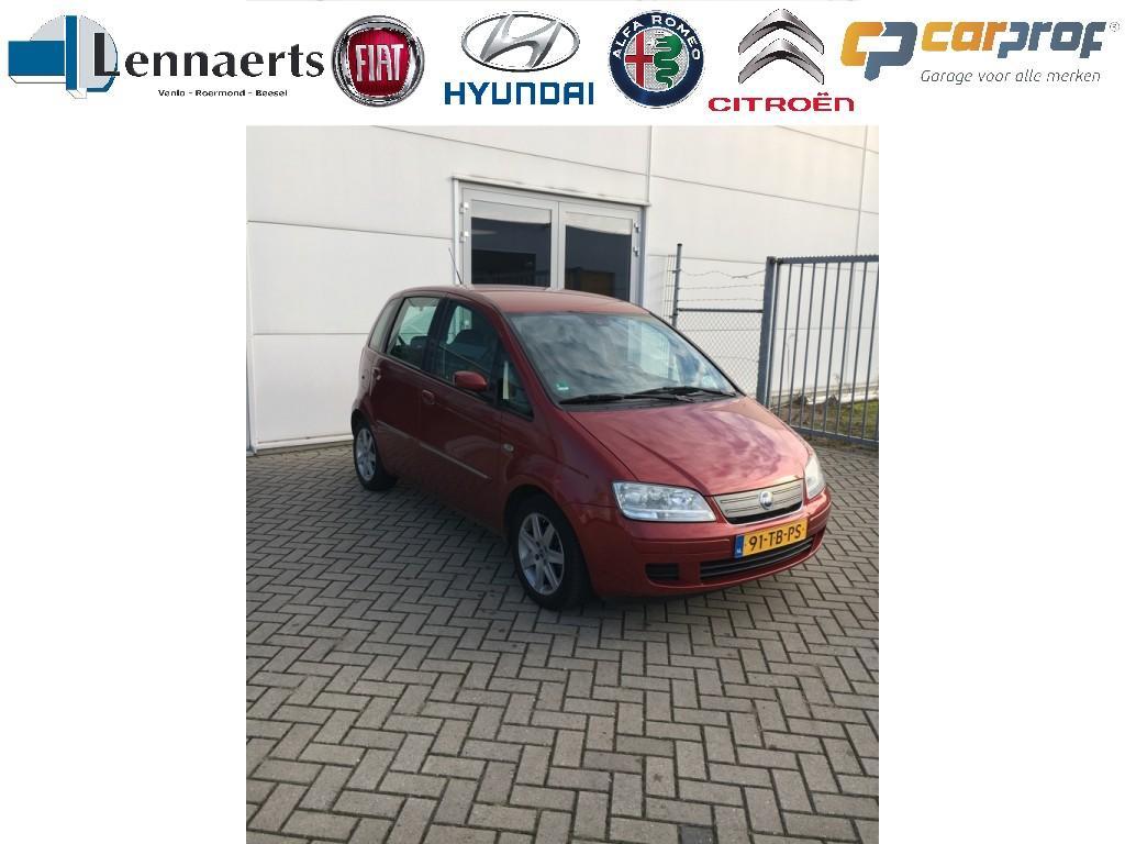 Fiat Idea 1.4-16v emotion automaat dealeronderhouden