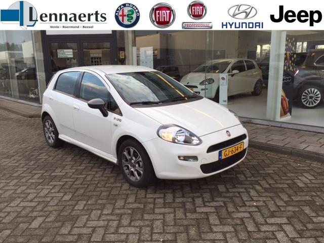 Fiat Punto 100 pk turbo young 5 drs.