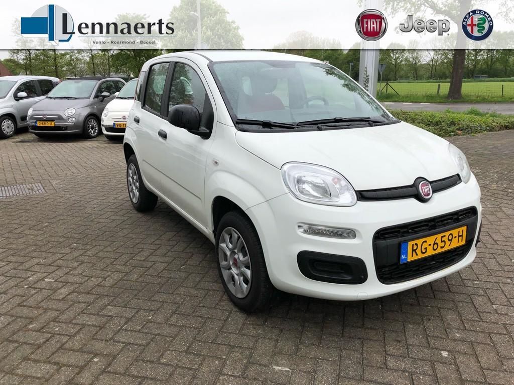 Fiat Panda Cng (benzine & aardgas) popstar