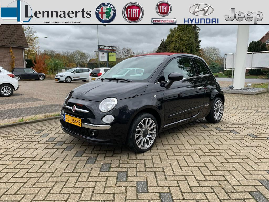 Fiat 500c 1.2 lounge (airco) style