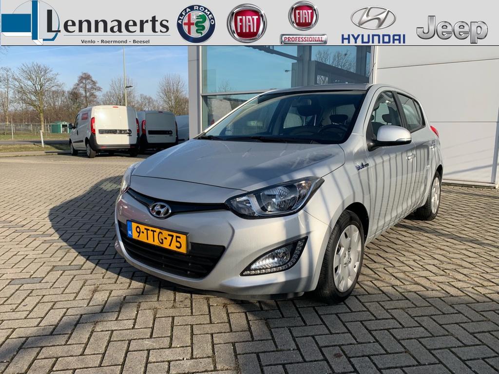 Hyundai I20 1.2i i-motion (airco) 1e eig.
