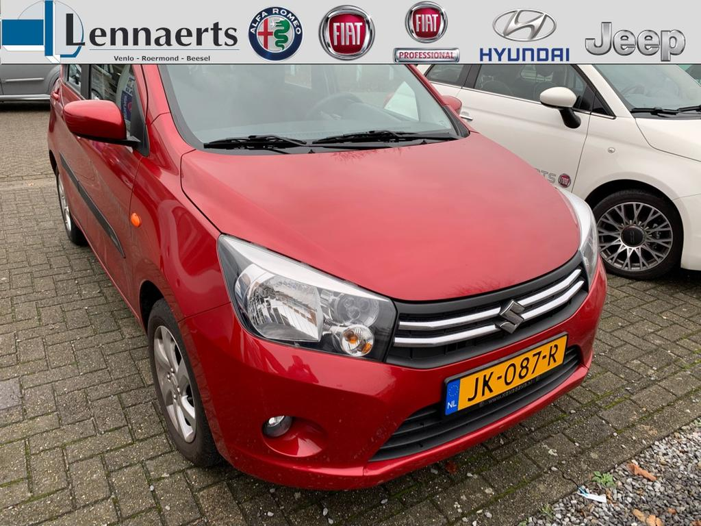 Suzuki Celerio 1.0 exclusive