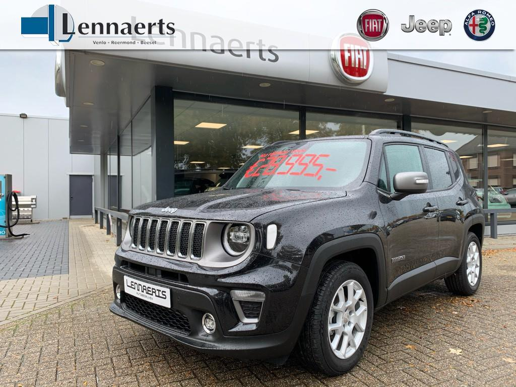 Jeep Renegade 1.0t limited