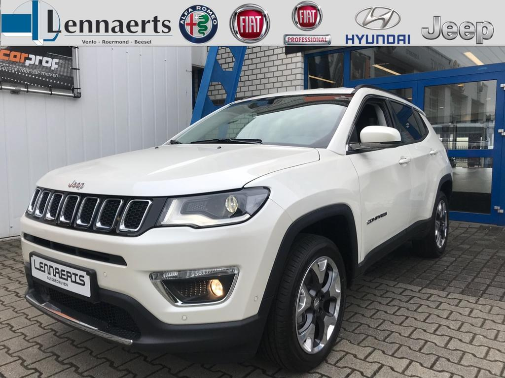 Jeep Compass 1.4 m.air limited 4x4