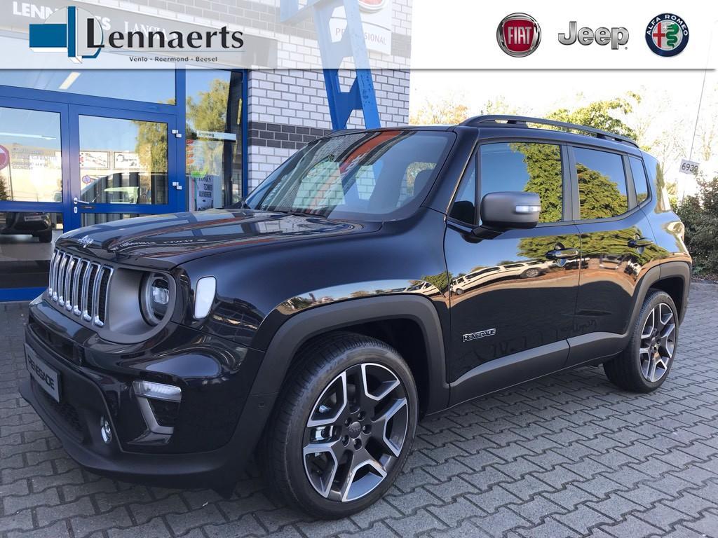 Jeep Renegade 1.0t limited *5 jaar fabrieksgarantie*