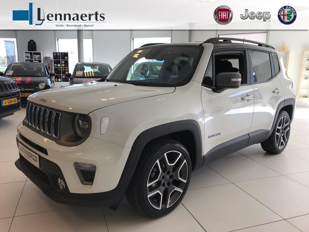 Jeep Renegade 1.0 turbo limited * 5 jaar fabrieksgarantie *