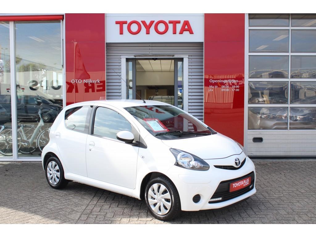 Toyota Aygo 1.0 vvt-i aspiration