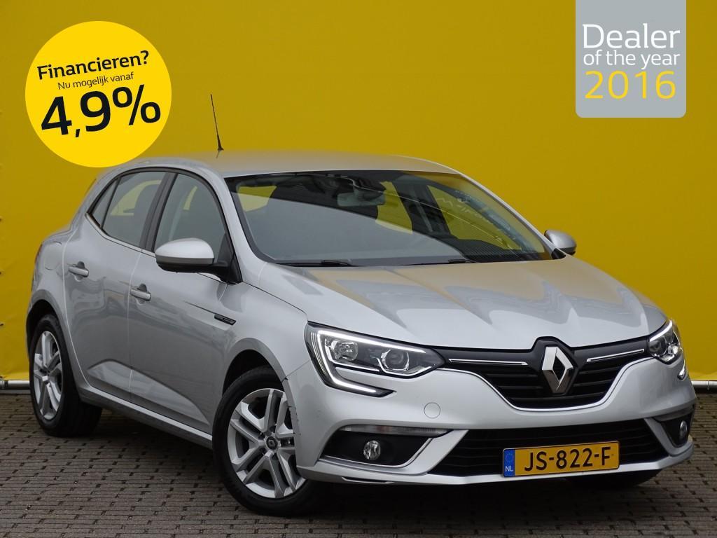 Renault Mégane 1.5 dci 110pk zen