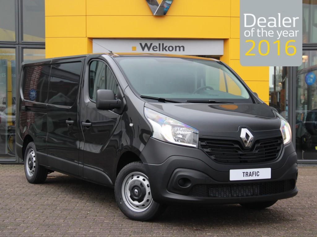 Renault Trafic 1.6 dci 95pk l2h1 airco abd actie van 22.120 voor 17.600