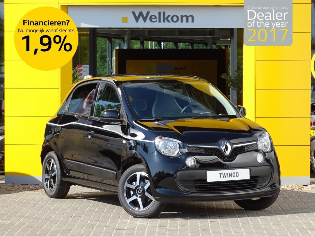 Renault Twingo Sce 70pk limited normaal rijklaar 14.080,- nu rijklaar 12.595,-