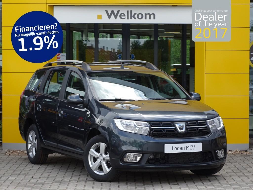 Dacia Logan Mcv tce 90pk sl royaal nieuw