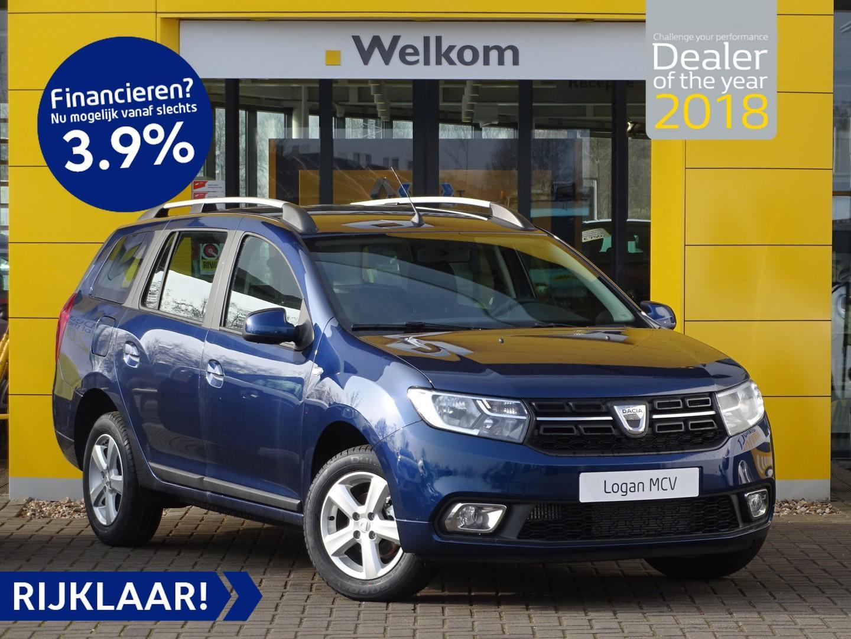 Dacia Logan Mcv tce 90pk sl royaal nieuw voorraad