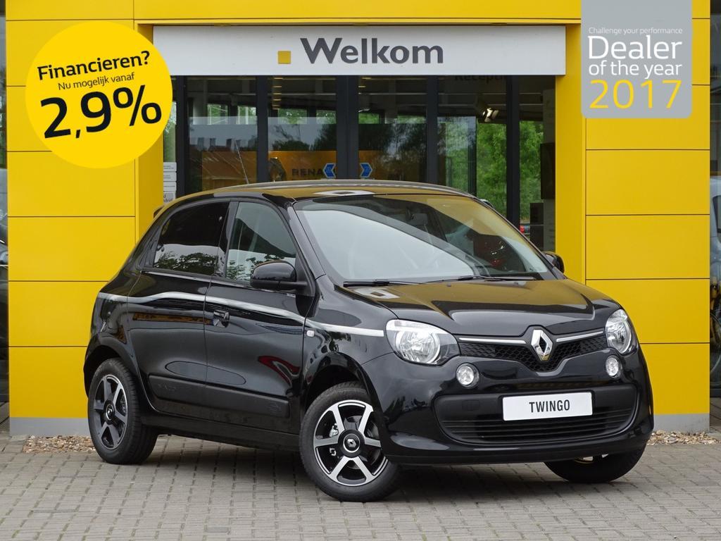 Renault Twingo Sce 70pk limited mj2018 normaal rijklaar 14.995,- nu rijklaar 13.495,-