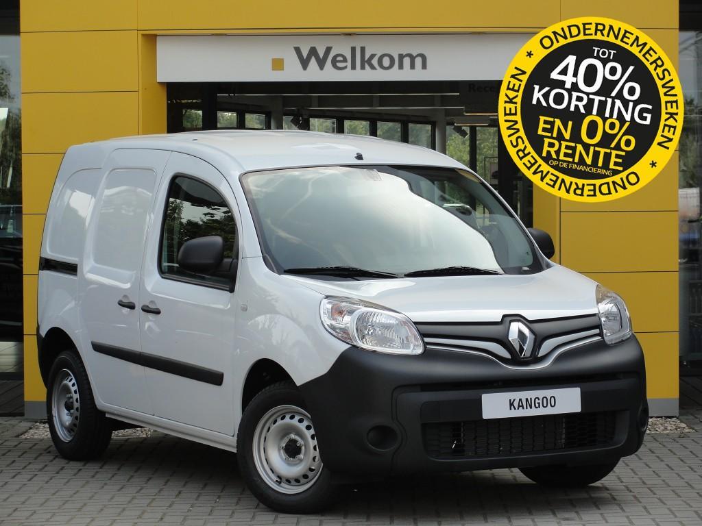 Renault Kangoo 1.5 dci 75pk comfort normaal rijklaar 15.950,- nu rijklaar 12.995,-