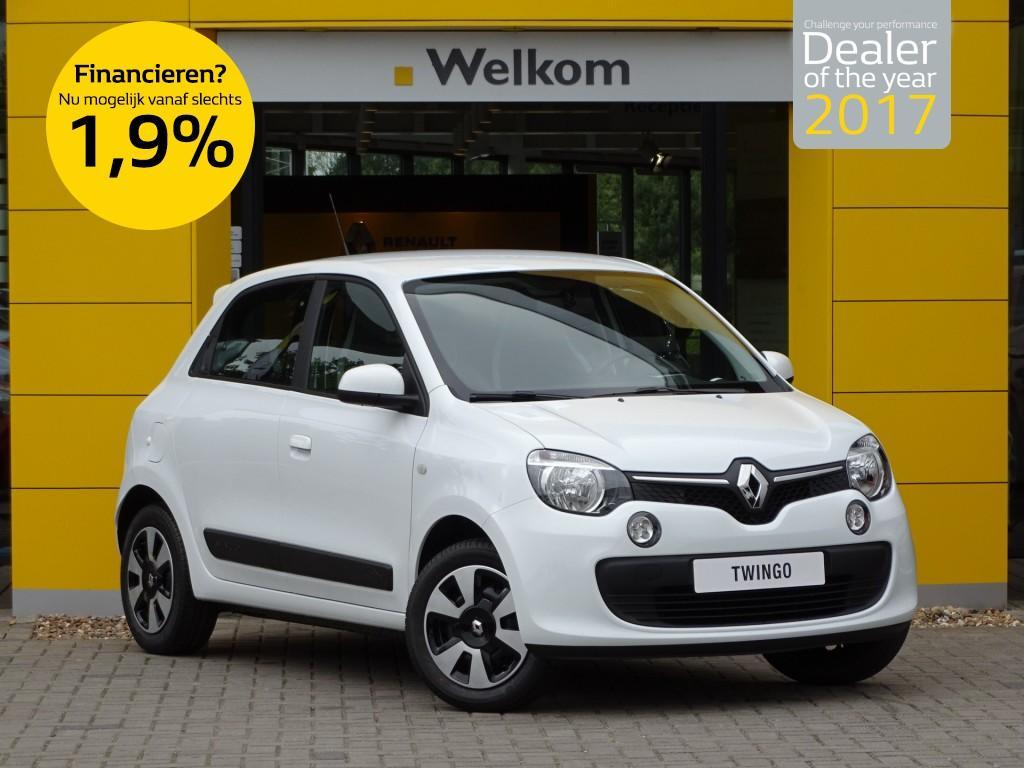 Renault Twingo Sce 70pk collection normaal rijklaar 13.085,- nu rijklaar 11.585,-