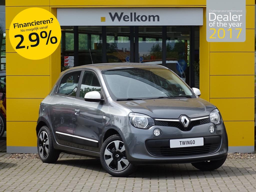 Renault Twingo Sce 70pk collection normaal rijklaar 14.475,- nu rijklaar 12.975,-