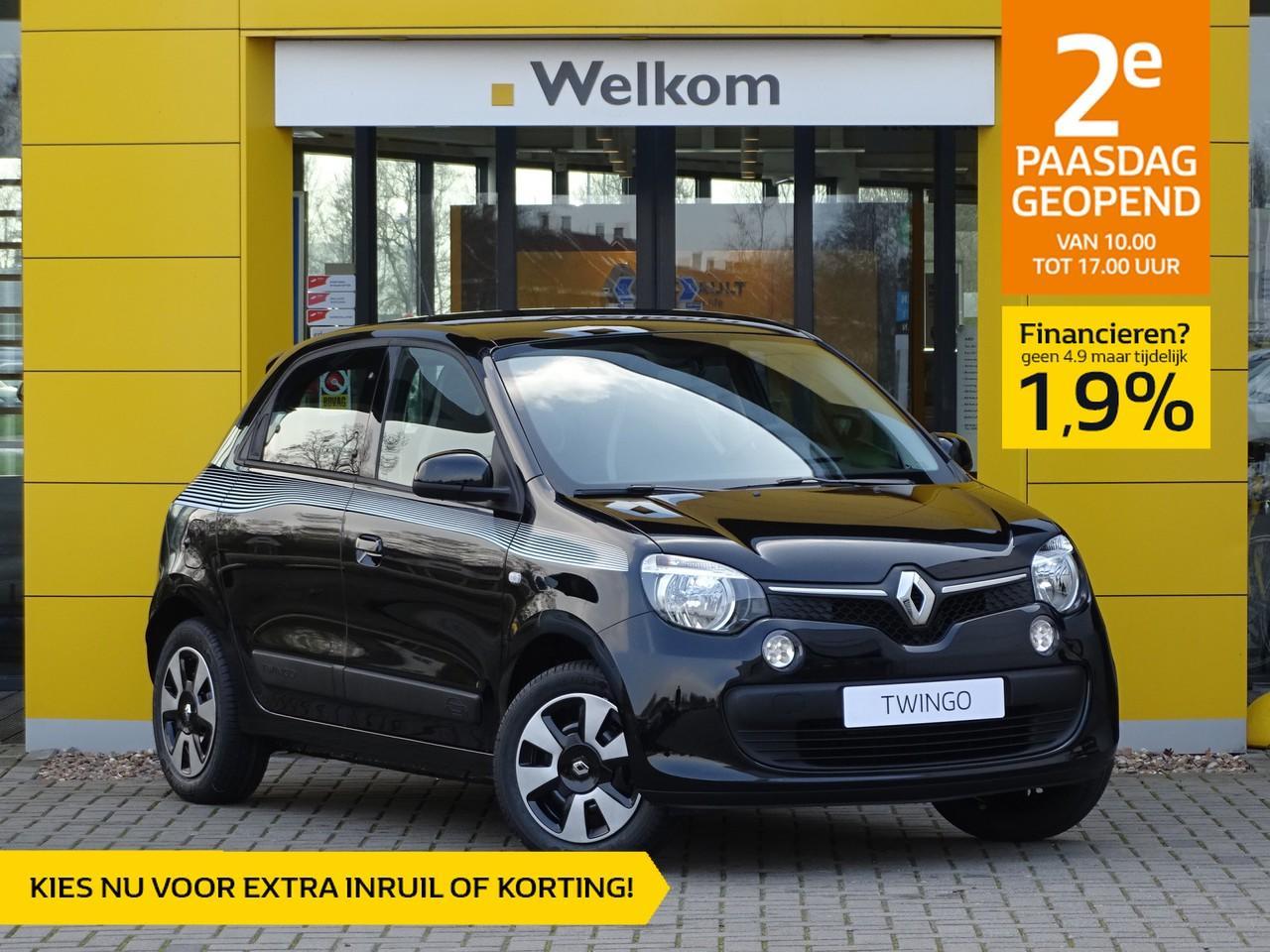 Renault Twingo Sce 70pk collection normaal rijklaar 15.765,- nu rijklaar 14.465,-