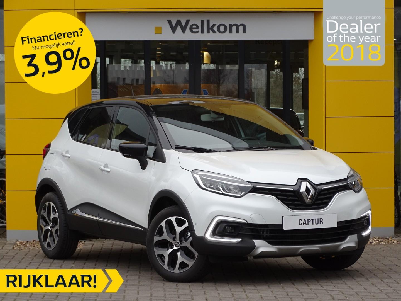 Renault Captur Tce 90pk intens normaal rijklaar 25.795,- nu rijklaar 22.995,-